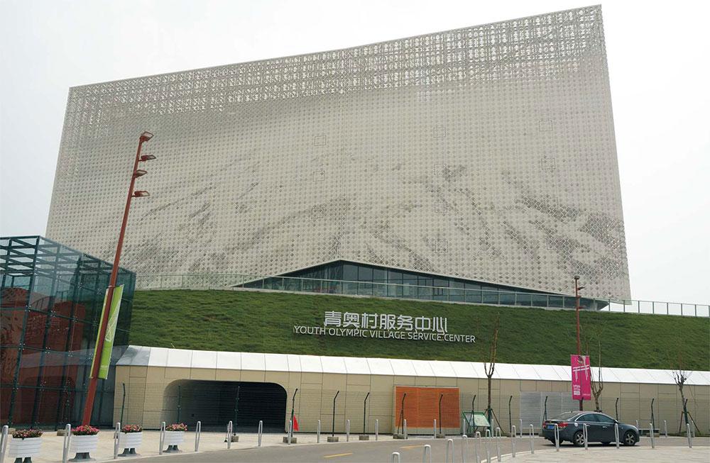 南京青奥场馆