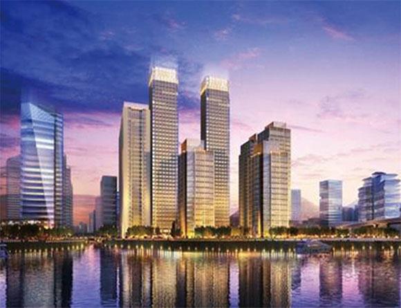 扬州环球金融城