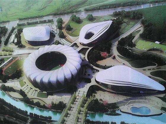 宜昌奥体中心