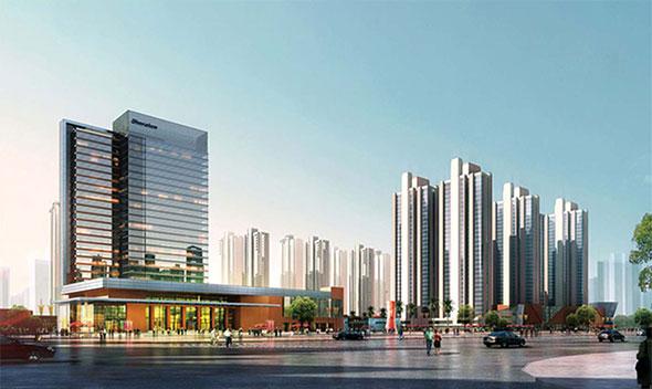 Hong Kong Chuzhou exchange center